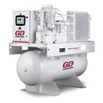 Rotary Screw Air Compressor - 30 HP/kW - 120 ACFM Electra-Saver II by Gardner Denver - ST-30-125-E