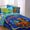 Scooby Doo Bed Sheets