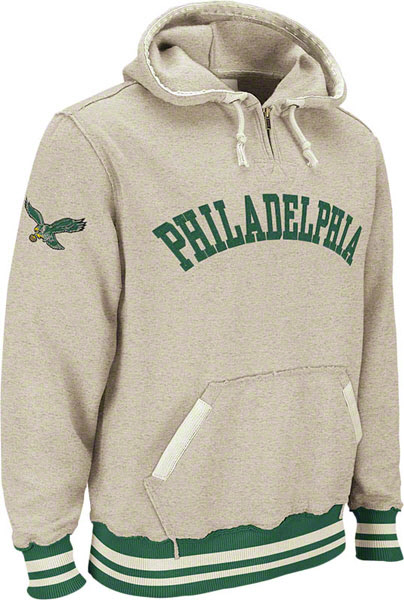 Philadelphia Eagles Vintage Sweatshirt | MonsterMarketplace.com