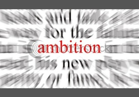 ambition is positive or negative Distance yourself from negative people who try to lower your motivation and  decrease your ambition create space for positive people to come into your life.