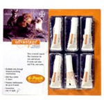 Advantage Cat (0-9 lbs) - Orange - 6pk Manufacture # ADV4403