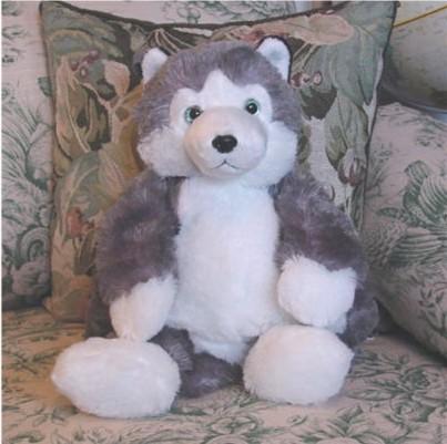 target dog stuffed animal. Plush Animal Backpacks