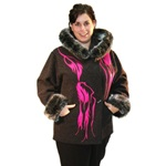 "Linda Lundstrom ""LaParka"" Coat"