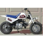 Honda Z50R Mini Dirt Bike