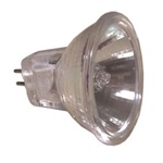 High intensity Halogen Spot Light bulb MR11/C 12V 20W 12 Deg for bike light replacement
