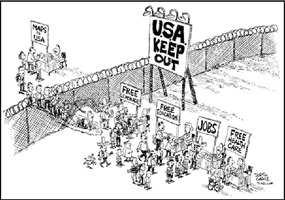 Image result for illegal immigration