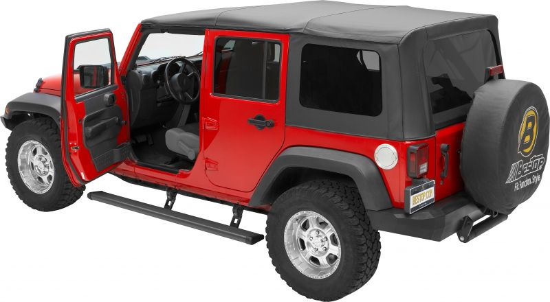 Jeep Powerboards - Features and Applications