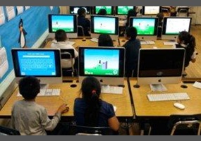 play games in school