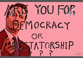 is a dictatorship more efficient than a democracy org is a dictatorship more efficient than a democracy