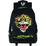 ED HARDY B1BRATIG BRAD TIGER WHEELED BACKPACK