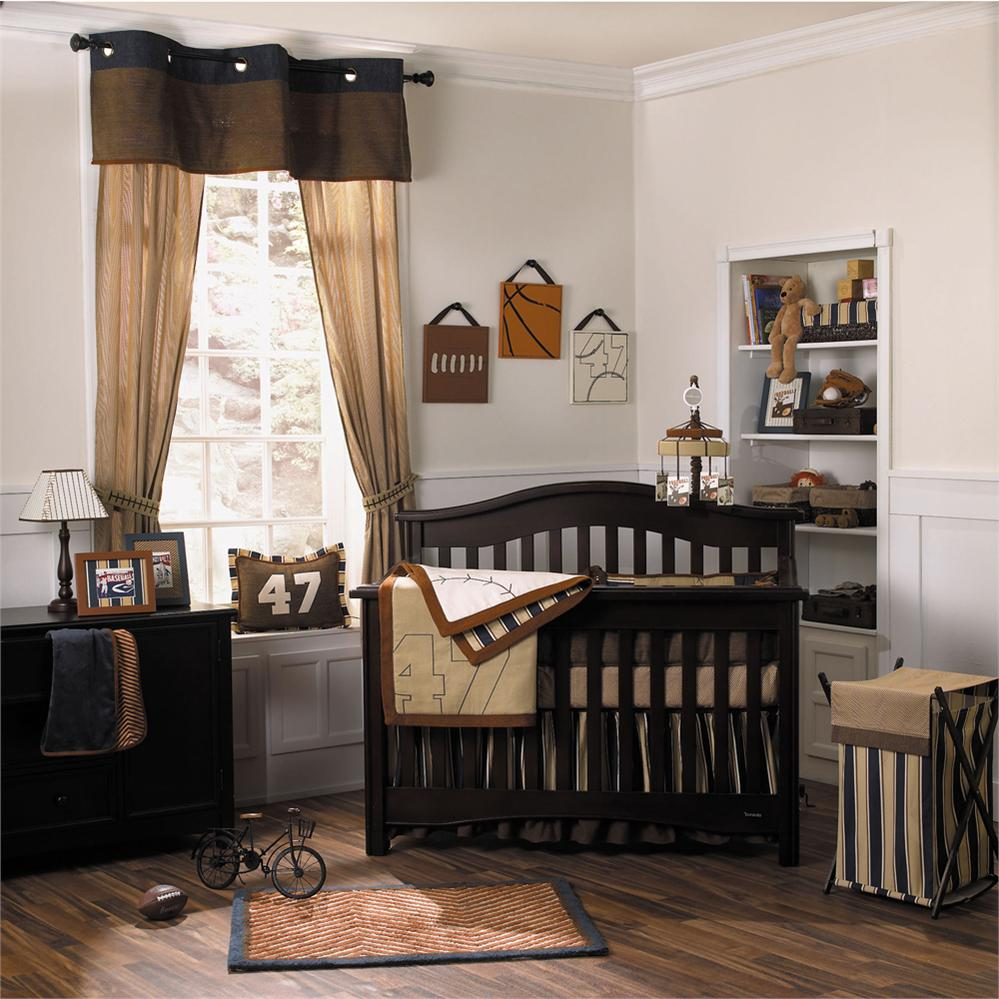 Baby cribs bedding for boys - Best 25 Nursery Dark Furniture Ideas Only On Pinterest Dark Gray Nursery Neutral Nursery Colors And Baby Boy Bedroom Ideas