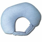 Hugster-Chenille DELUXE Nursing Pillow - Blue