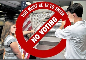 should the voting age increase to org should the voting age increase to 21