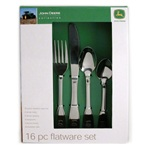 Stainless Flatware Set - John Deere