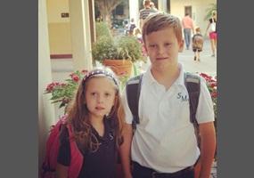 Should school uniforms not be worn?