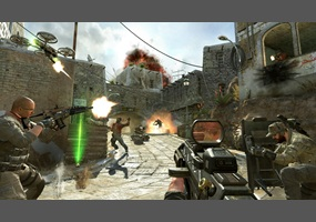 video games have negative effects These studies have shown that playing violent games results in immediate  on  behaviour[xiv] to the same extent that violent games have a negative effect.