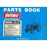 Rhino 182, 184, 222, 224, tractor parts Yangcheng JM-184, JM-204, tractor