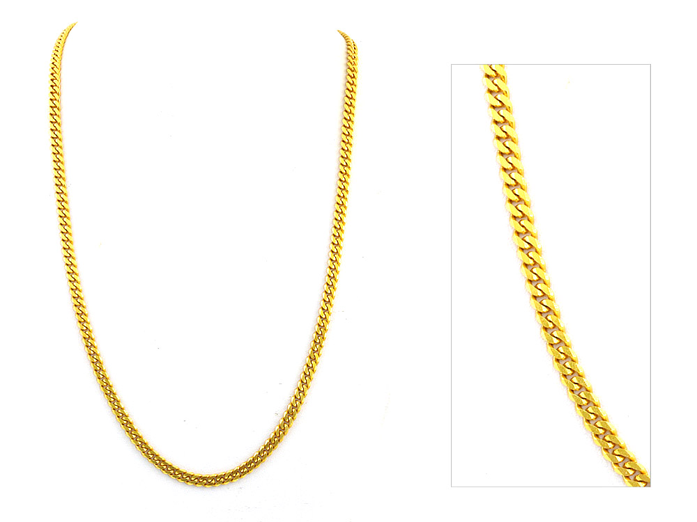 66.40g 26 Men s 22kt Gold Chain 8 | MonsterMarketplace.com