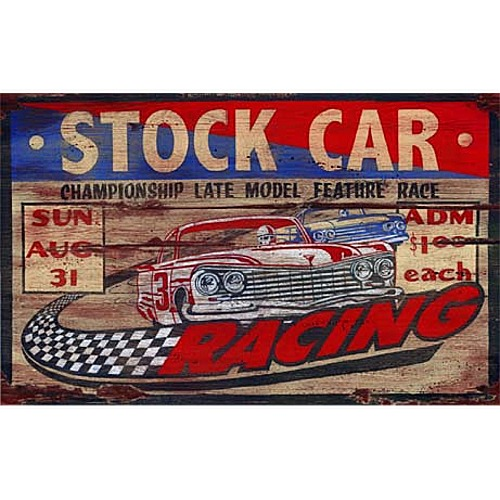 Old Auto Signs : Antique car signs antiques center
