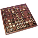 Wooden Sudoku Games