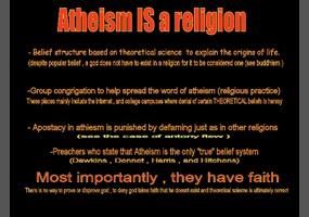 Is Atheism A Religion Essay Titles img-1
