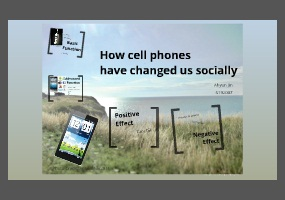 how have cell phones changed us socially Cell phones negative impact on society cell phones have also created less unity with about us contact us site map news & media link to us our partners our.