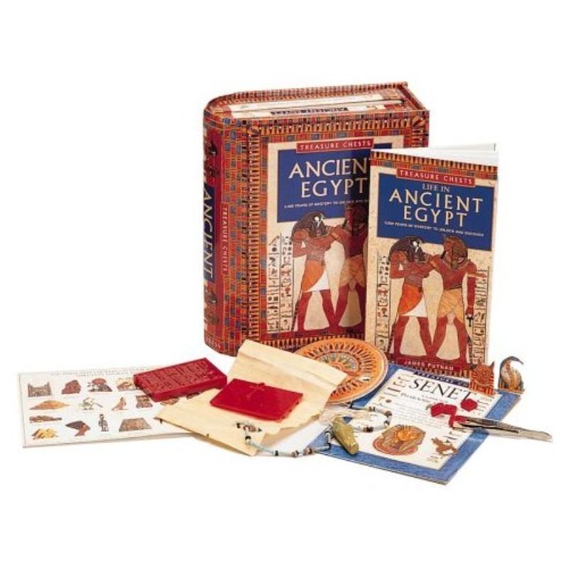 ancient egypt treasure chest