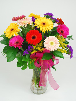 Gerbera daisy bouquet in Flowers & Plants - Compare Prices, Read