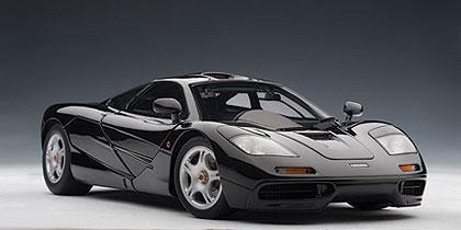 Jet Black sports cars