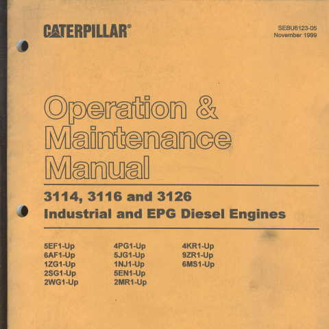 Caterpillar 3126 Engine Diagram Picture http://www.monstermarketplace.com/farm-and-construction-equipment-manuals/cat-caterpillar-3114-3116-3126-engine-operators