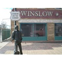 The Corner in Winslow, Arizona