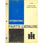 International 3200, 3300, skid steer loader parts