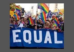 gay rights movement thesis Lgbt rights research papers examine the social movement by lesbian, gay, bisexual, and transgendered individuals towards acceptance and equality in society.