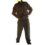 Clench Mens Velour Sweatsuit