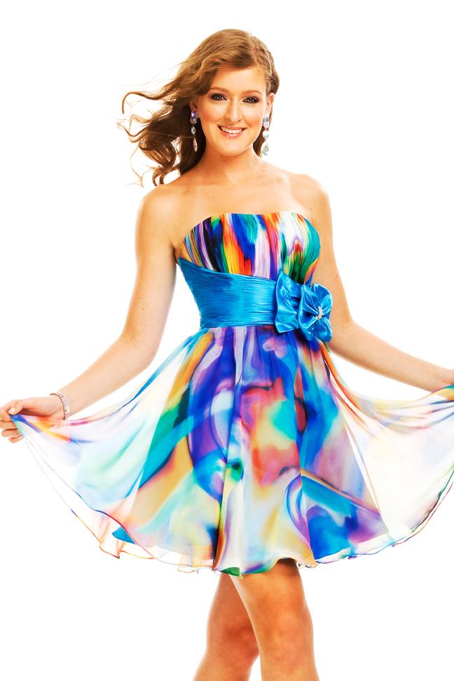 PRINCESS COLLECTION 2011 COCKTAIL DRESS 6341