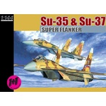 Sukhoi Su-35 & Su37 Super Flanker (2 Kits) 1-144 Dragon