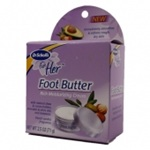 Dr Scholl's Foot Butter for Her 2.5 oz