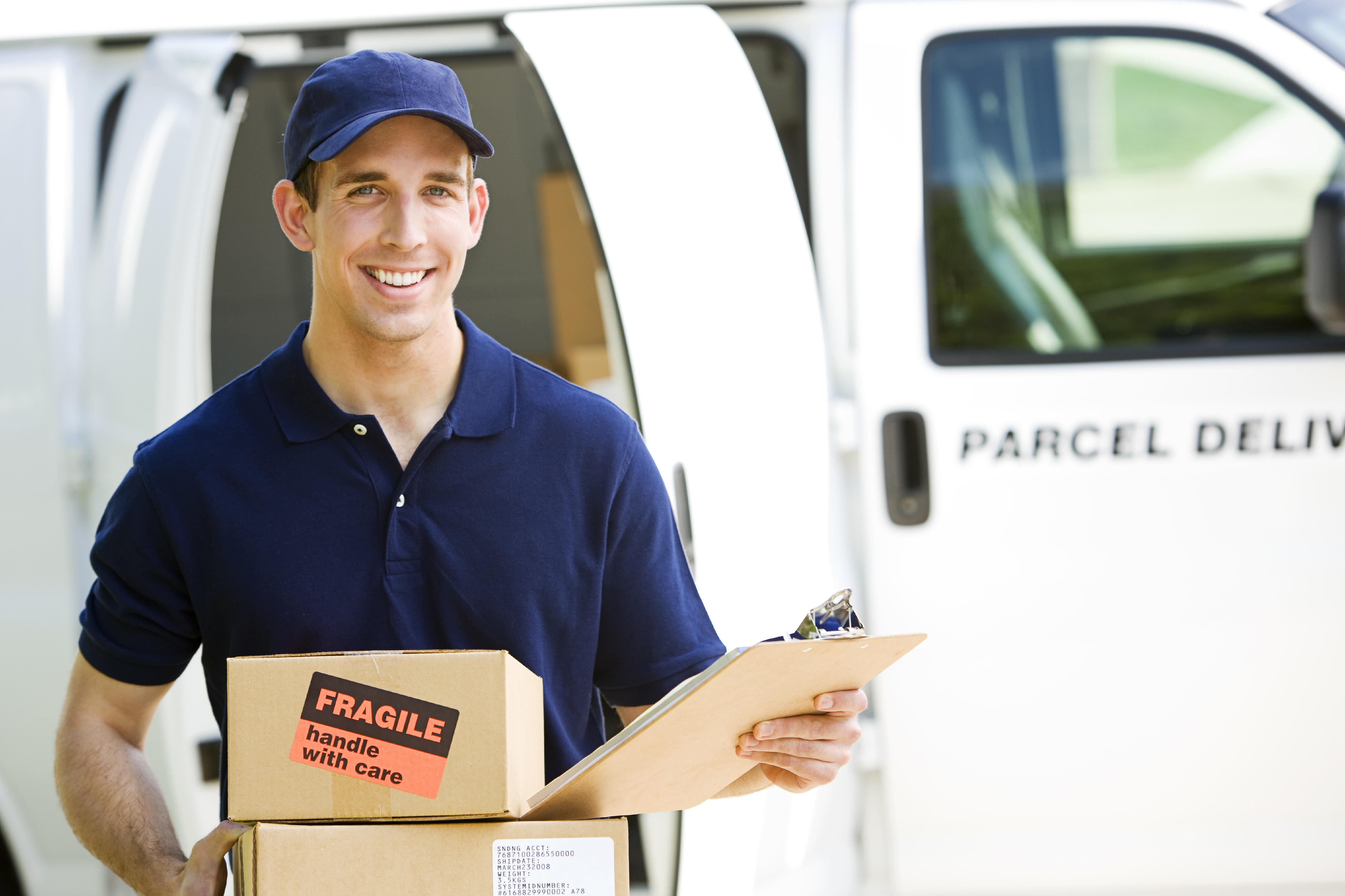 3P Logistics Delivery