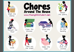 should husbands of stay at home moms contribute to household chores