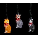 Cat String Patio Lights 10 ft. Long Strand - UL1839