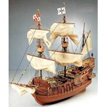 San Francisco II Spanish Galleon Wooden Ship Model Kit by Artesania Latina