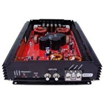 MMats M1400.1D 1400 RMS at 1 Ohm Class D Digital Mono Subwoofer Amplifier MADE IN THE USA
