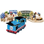 Thomas the Train Tidmouth Sheds Deluxe Set LC99544