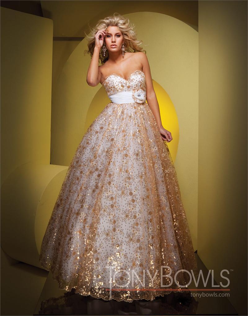Tony Bowls 2011 Prom Dresses - summer dresses