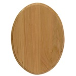"PL29193 Cherry Plaque, Oval 9"" x 12""***Discontinued Item--Limited Supply"