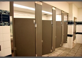 school bathroom stalls. Should They Put Cameras In Bathrooms At Schools? School Bathroom Stalls E