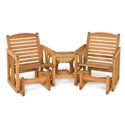 How to Finish Outdoor Cedar Furniture