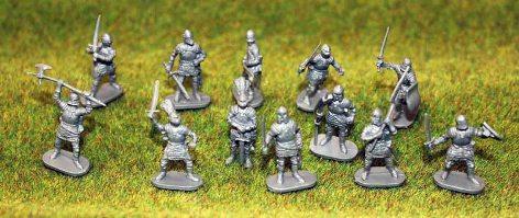 15th century european knights