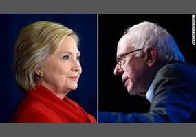 does bernie sanders have a chance at beating hillary clinton on