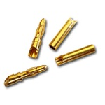 Two pairs of 2mm-Bullet connector